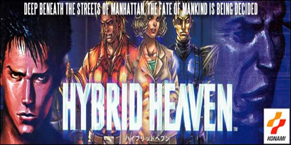 Hybrid Heaven Retrospective: An Open Love Letter to Konami