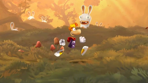 Rayman Legends gets the Wii U Treatment