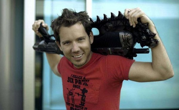 Cliff Bleszinski Wants Back Into Tripe-A Gaming