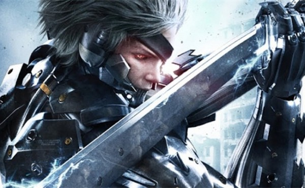 Metal Gear Rising: Revengeance North American Limited Edition Detailed