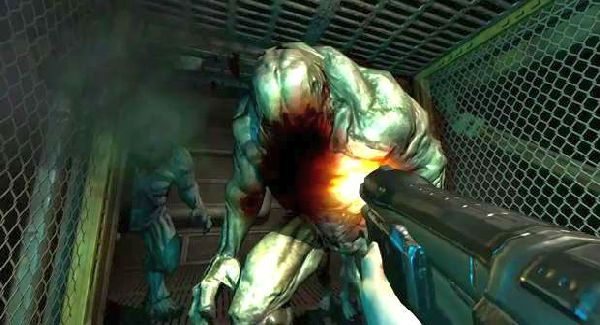 DOOM 3 BFG Edition: Hands on Preview