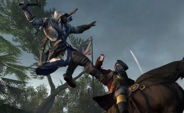 Assassin's Creed 3 Launch Trailer, PS3-Exclusive Missions