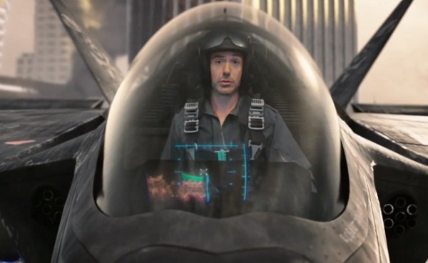 Robert Downey Jr. in New Black Ops II Trailer