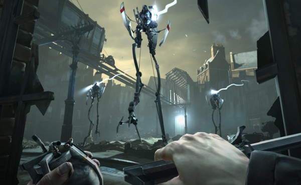 Dishonored Will Have No Boss Battles