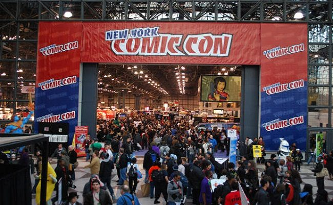 New York Comic Con Day One Wrap Up