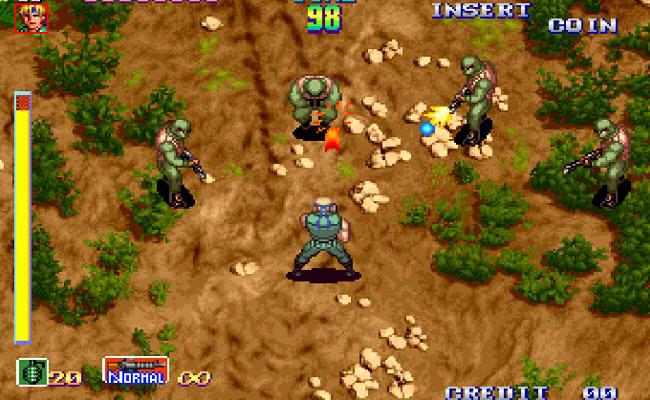 5 Arcade Games that Need Modern Sequels