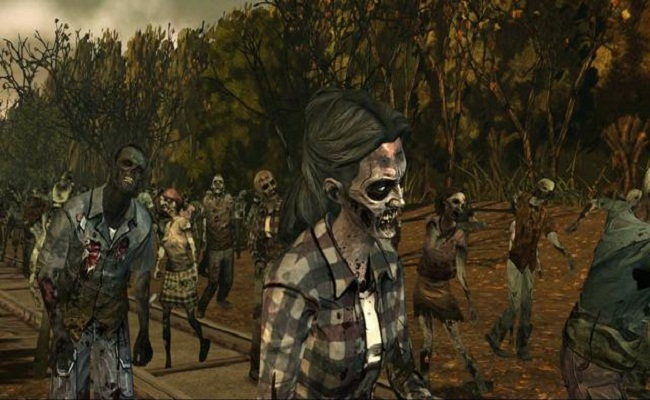 The Walking Dead Episode 5 No Time Left