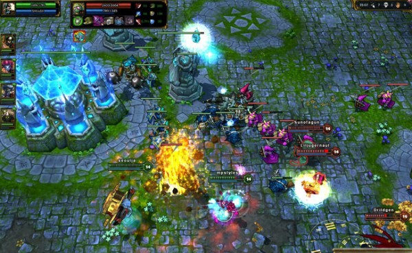 League of Legends Open Beta for Mac is Live