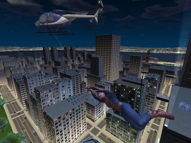 spider-man 2 screen 5