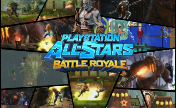 New Playstation All Stars: Battle Royale DLC Details