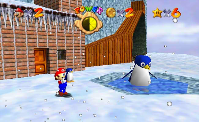 Top 5 Frozen Levels in Video Games