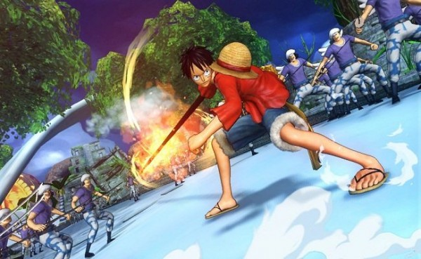 One Piece: Pirate Warriors 2 Getting A Playable Demo