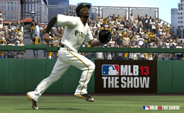 Andrew McCutchen Will be the Cover Athlete for MLB 13: The Show