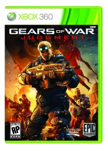 Gears Of War: Judgement European Cover Revealed