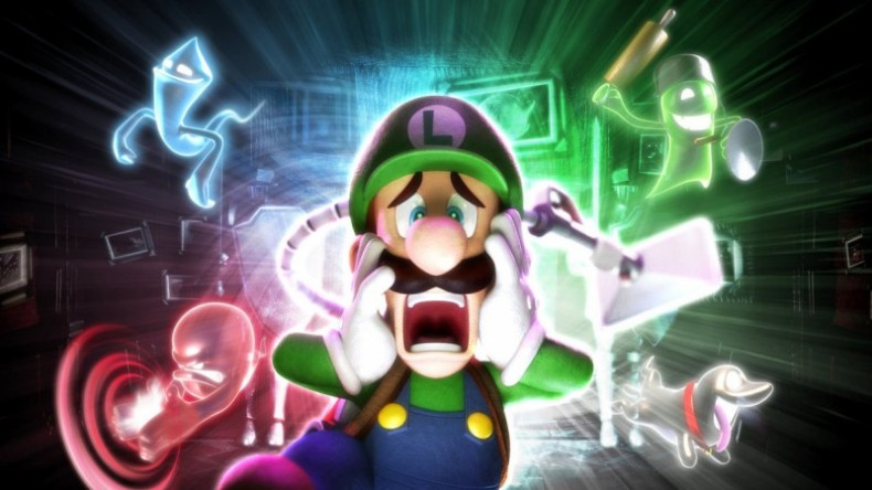 Luigi's Mansion 2 Review Header