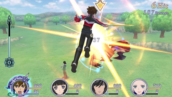 Tales Of Hearts R New Gameplay Details