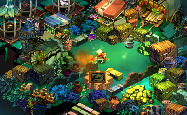 Top 5 Modern Isometric Games