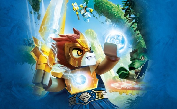 Lego reveals new 'Legends of Chima' franchise