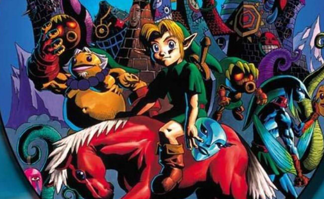 Top 4 Legend of Zelda Games