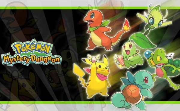 Pokemon Mystery Dungeon: Gates Of Infinity Will Get DLCs