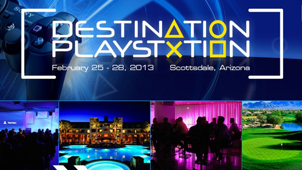 Destination Playstation