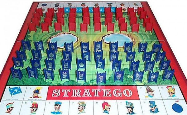 Classic Board Game Stratego Released for Web, iPad and Facebook
