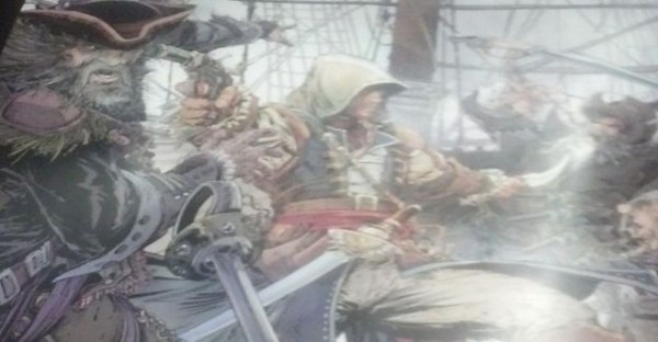 Assassin's Creed IV: Black Flag Shows Up