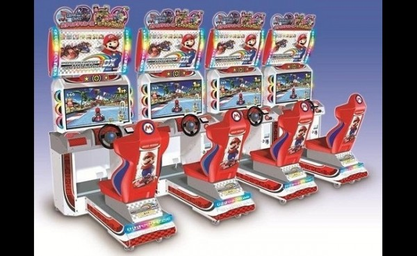 Mario Kart Arcade GP DX Revealed