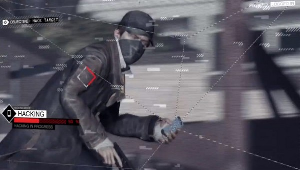 Watch Dogs Will Feature Multiplayer 'all the time and anywhere'