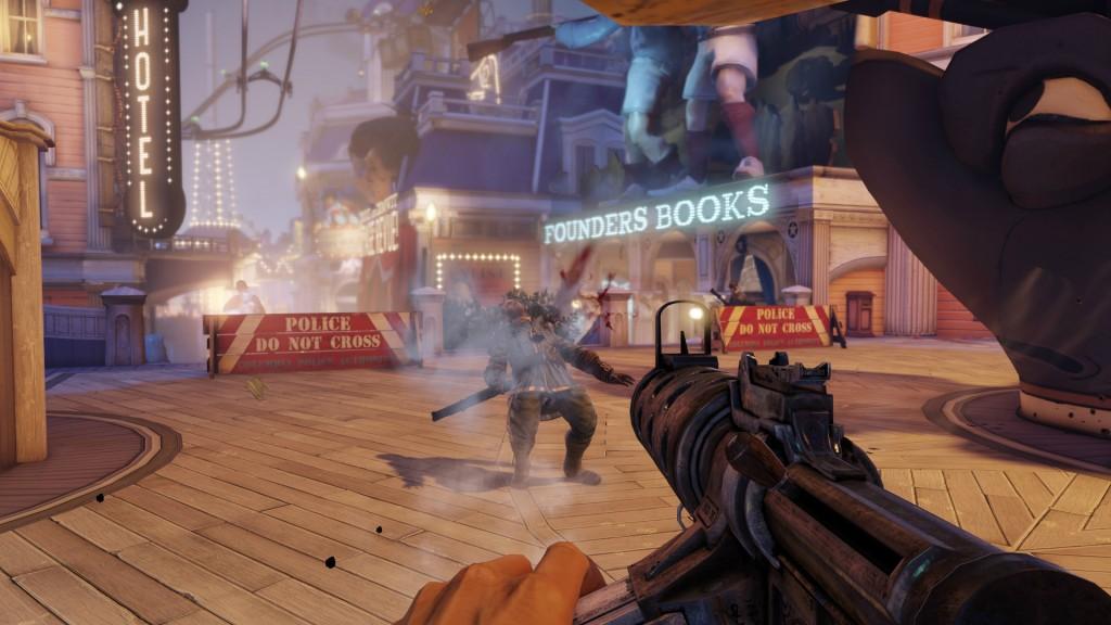 Tackling BioShock Infinites Bamboozling Ending