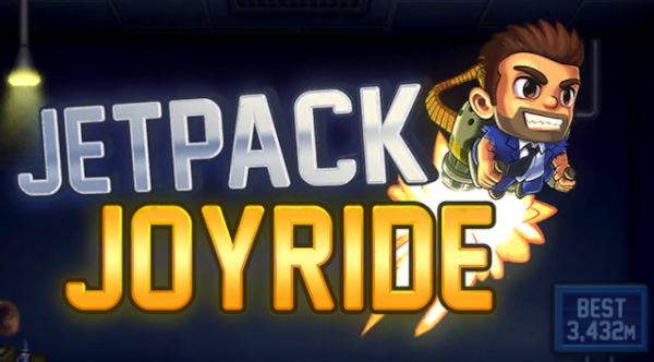 Jetpack Joyride Creators Have Eight New Games in the Works