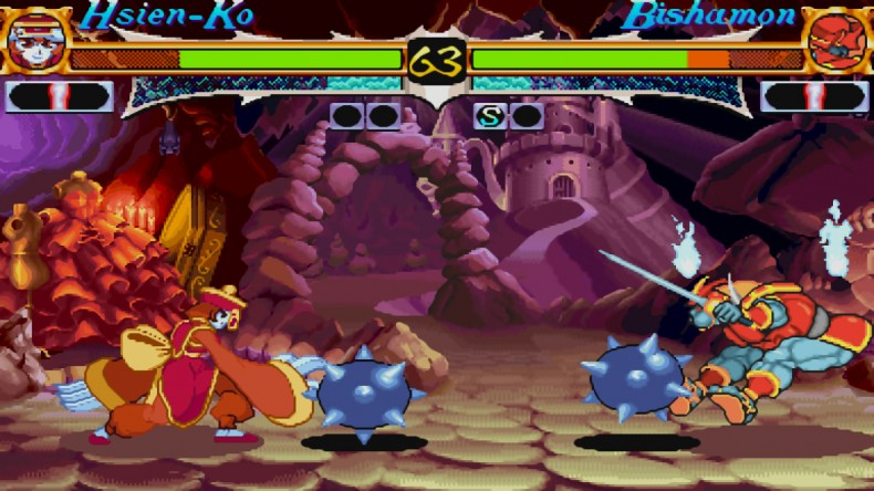 Darkstalkers Resurrection Screenshot 7 (Night Warriors)