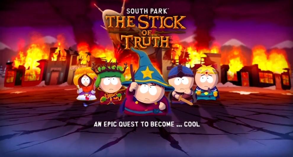 [Game] South park: Палка Истины