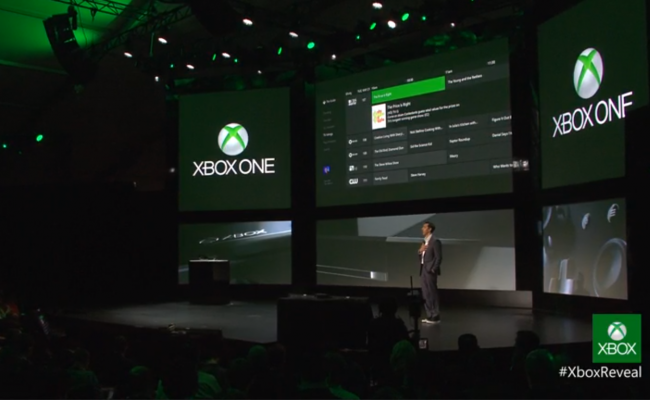 "Microsoft Announces the Xbox One, ""The All-in-One Experience"""