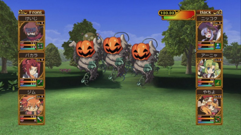 class-of-heroes-2-battle-screenshot