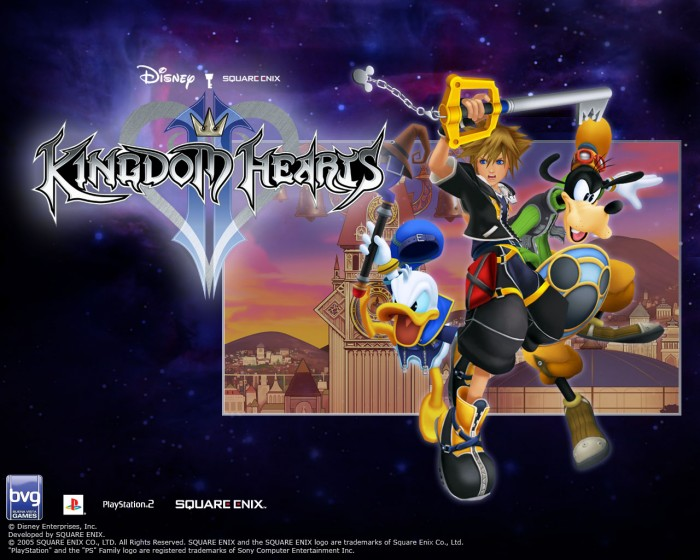 The N00b's First Impressions of Kingdom Hearts