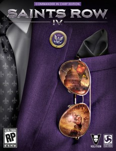 Saints Row 4 New Video Now Available
