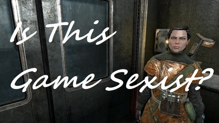 Metro Last Light: 5 Points That Prove It's Another Sexist Game