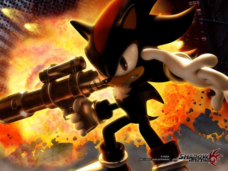 ShadowTheHedgehogWallpaper800