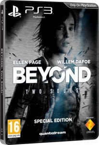 Beyond: Two Souls Special Edition Steelbox Revealed
