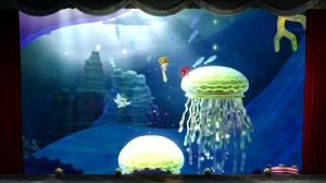 New Puppeteer Screenshots: Aquatic Level, Boss Battle