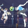 Super Smash Bros. Wii Fit Trainer Soccer Ball Screenshot