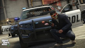 Grand Theft Auto V Gets Some New Screenshots: Locations, Action