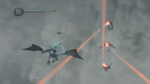 New Drakengard 3 Screenshots Showcase Aerial Combat