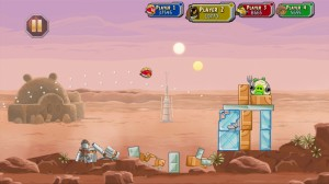 Angry Birds Star Wars Now Available On Consoles, New Screenshots