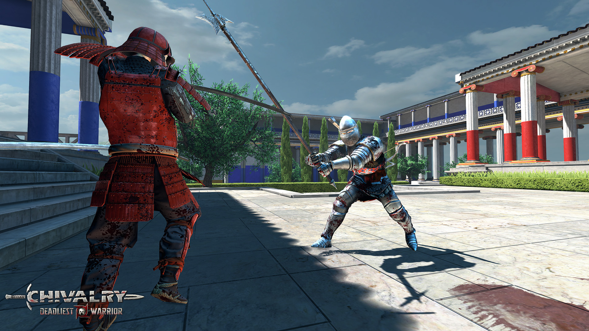 Chivalry-Deadliest-Warrior-Combat-Samurai-and-Knight-1