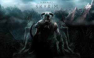 Skyrim-Wallpaper