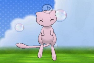 Rumor: Mew Found In Pokemon X & Y