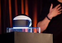 Morpheus VR Headset