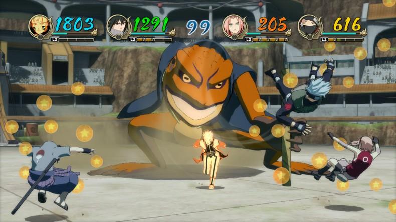 Naruto Shippuden: Ultimate Ninja Storm Revolution(9)